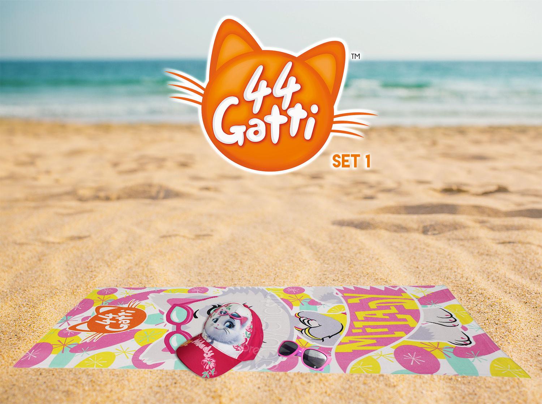Indispensables para la Playa 44 Cats