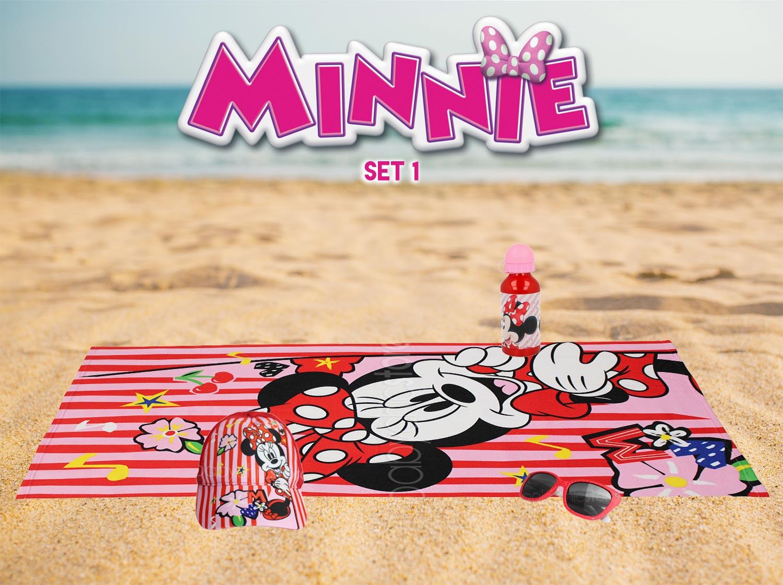 Indispensables para la Playa Minnie