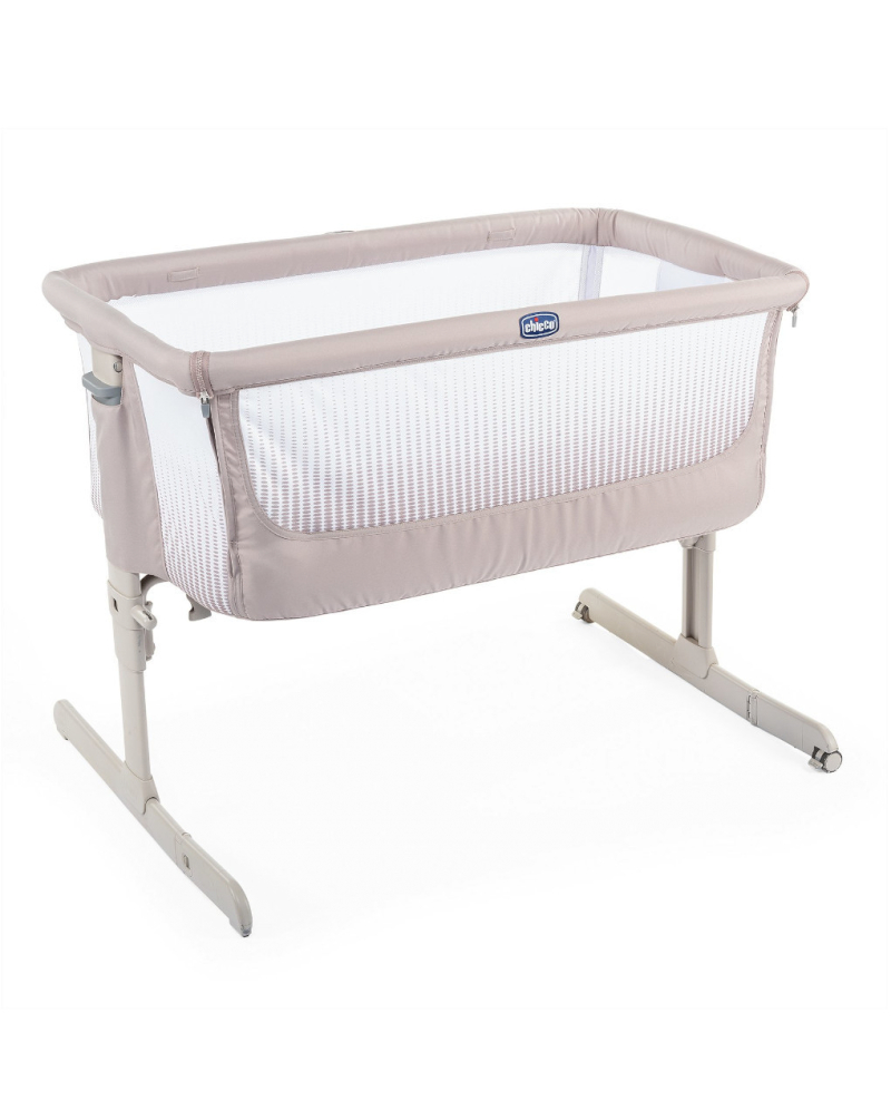 Chicco Cuna Next2Me Air Dark Beige