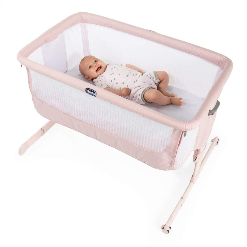 Chicco Beistellbett Next2Me Air Paradise Pink