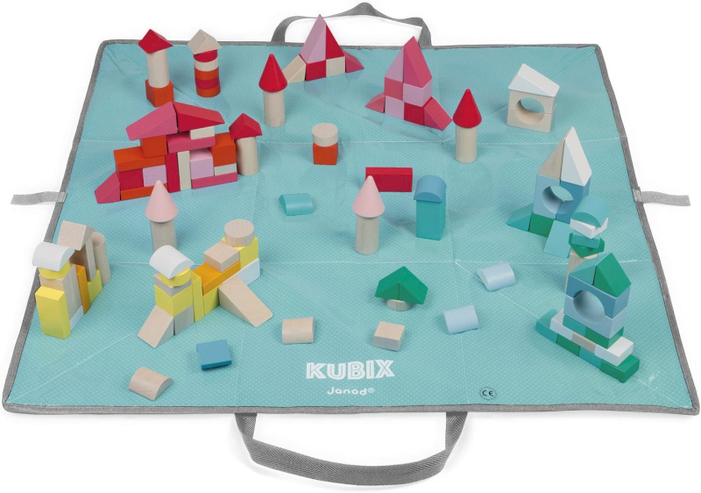 Kubix Janod - 120 Cubi