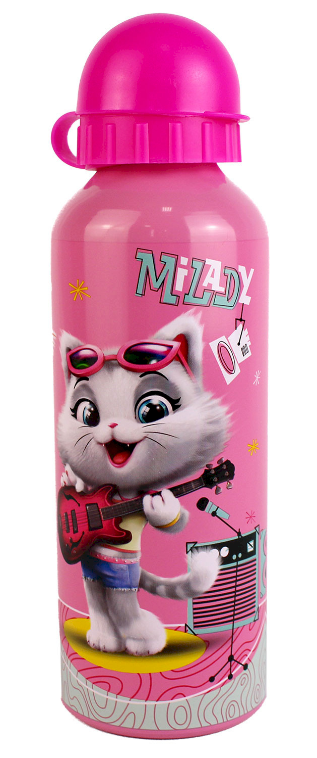 Cantimplora 44 Cats Milady y Pilou