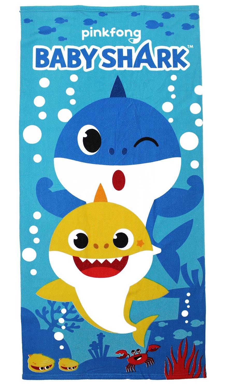 Telo Mare Baby Shark - Versione 1