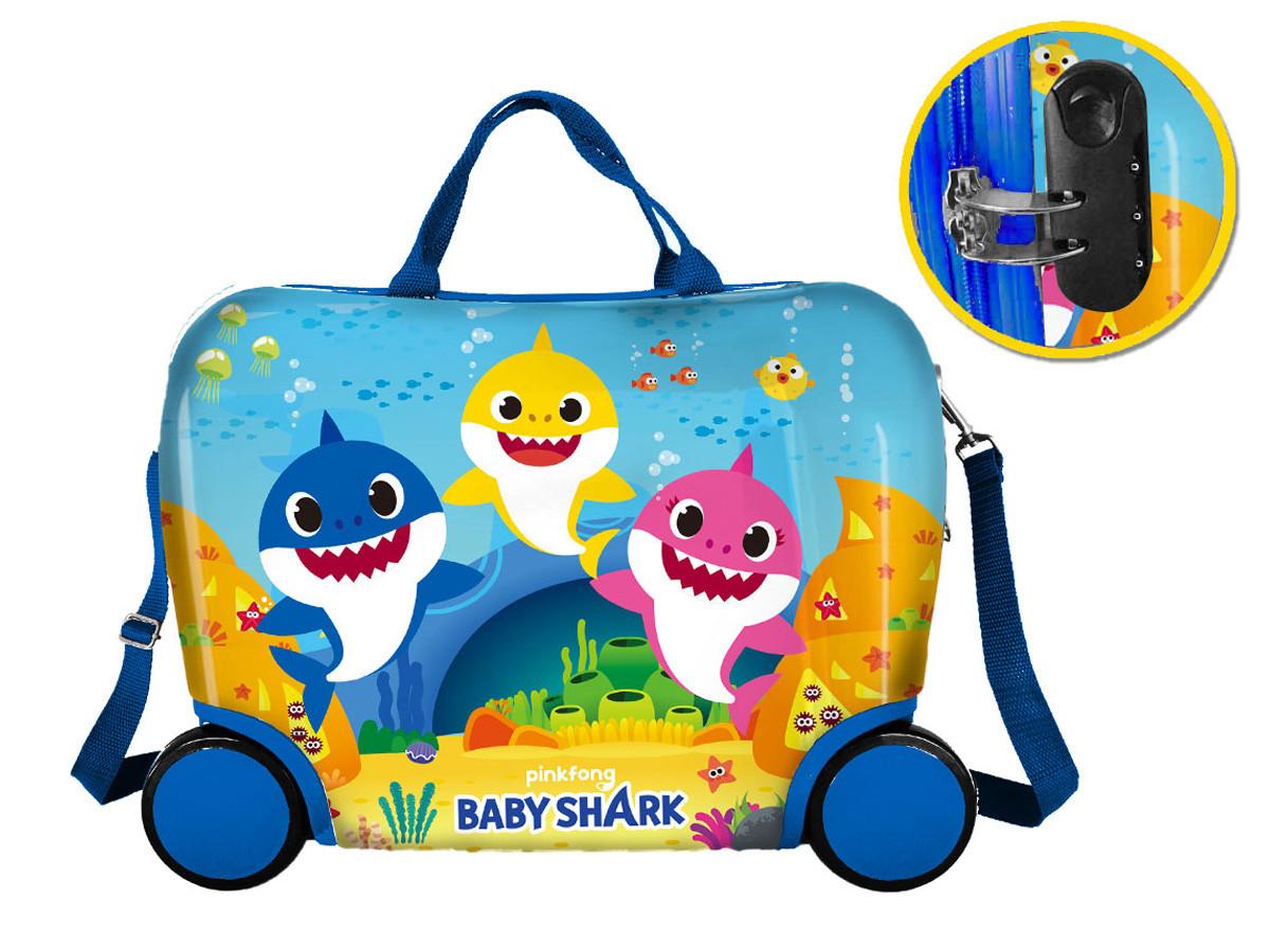 Baby Shark Kinderkoffer