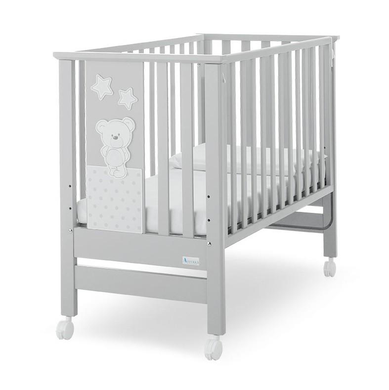 Azzurra Design Babybett Contact Art Grau