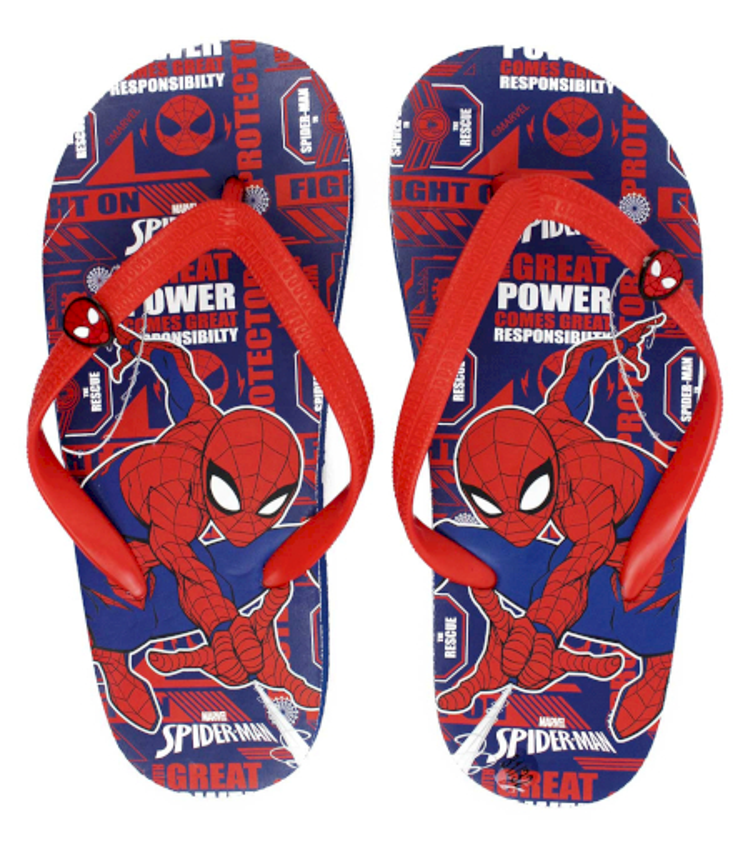 Infradito Spiderman - Misura 29/30