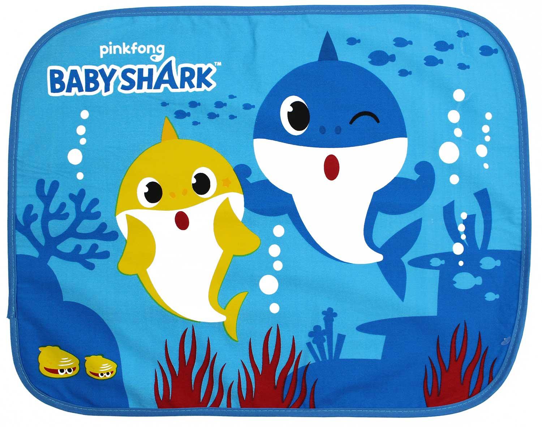 Mantel Americano de Tejido - Baby Shark