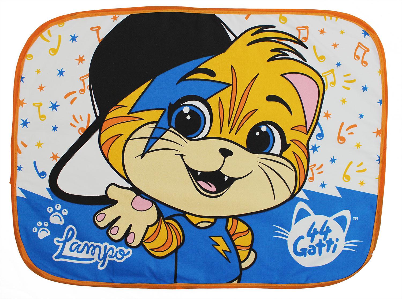 Nappe Américaine en Tissu - 44 Cats Enfant