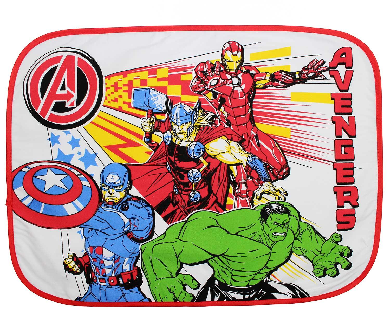 Mantel Americano de Tejido - Los Vengadores