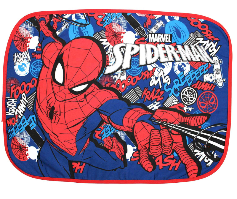 Nappe Américaine en Tissu - Spiderman