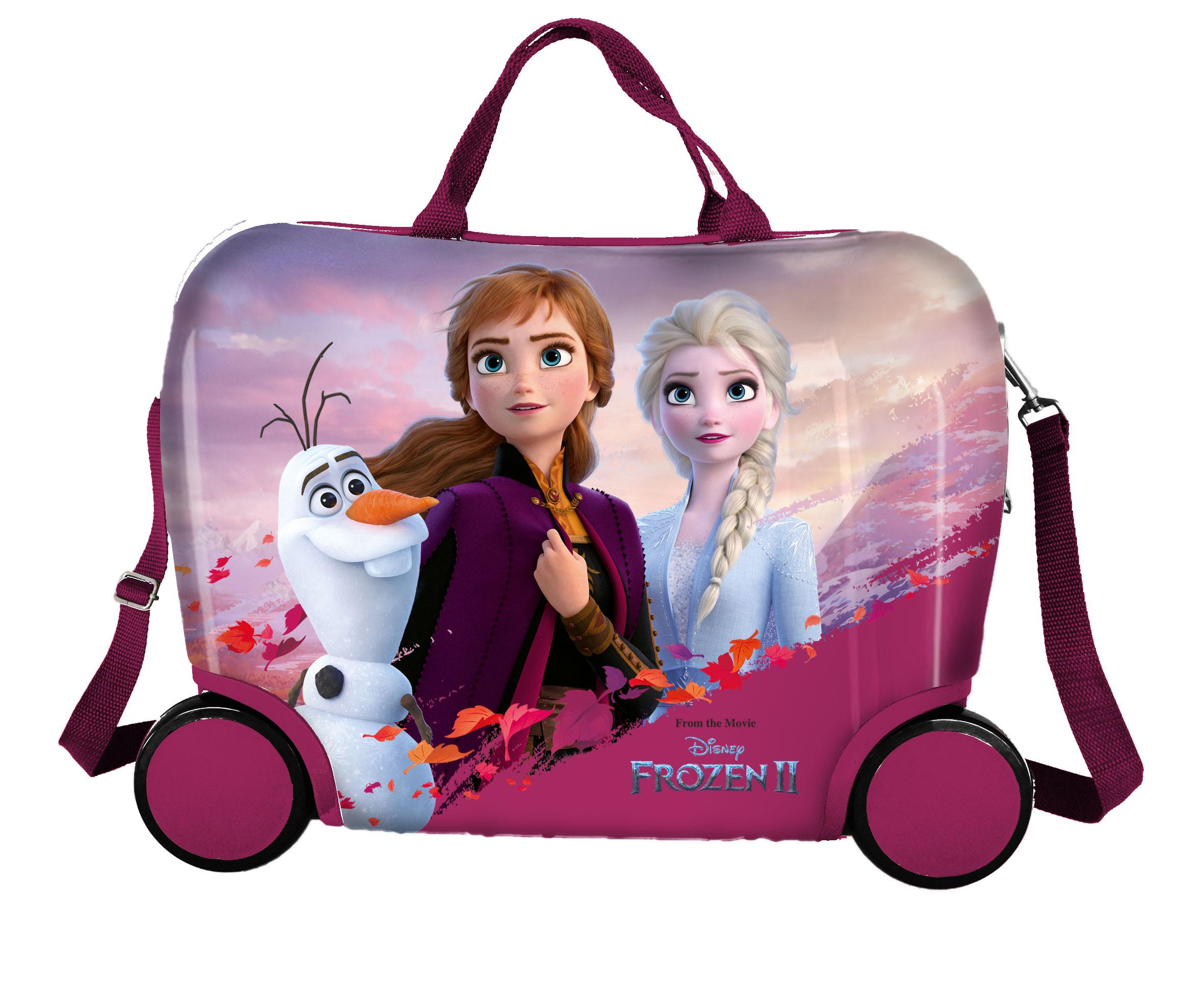 Valigia Cavalcabile Frozen 2