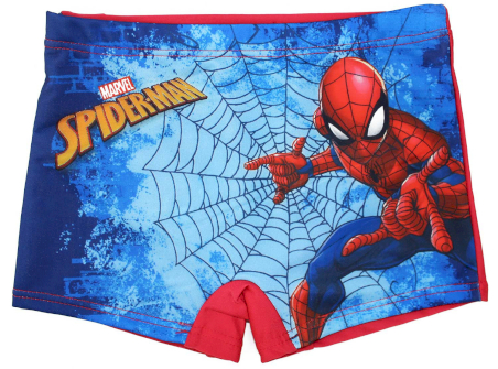 Costume Boxer Spiderman - 3/4 Anni