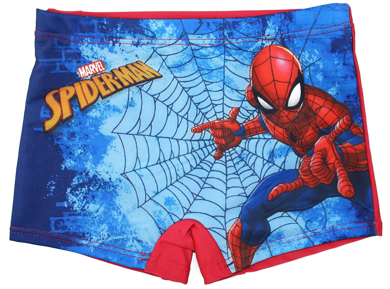 Costume Boxer Spiderman - 7/8 Anni