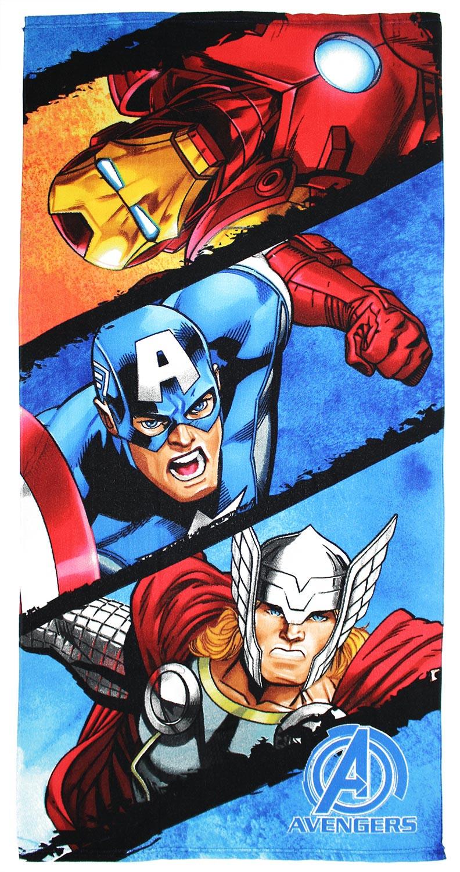 Strandtuch Avengers