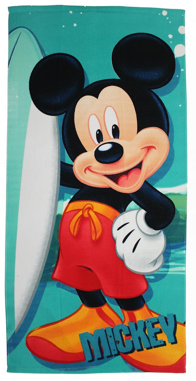 Serviette de Plage Mickey Mouse