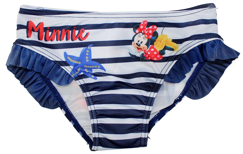Costume Mutandina Minnie Blu - 6 Anni