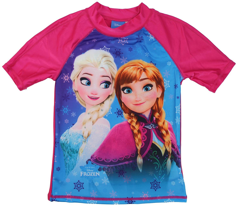 Camiseta Frozen UV - 6 Años
