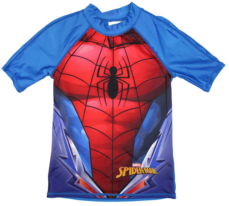 Maglia Spiderman UV - 6 Anni
