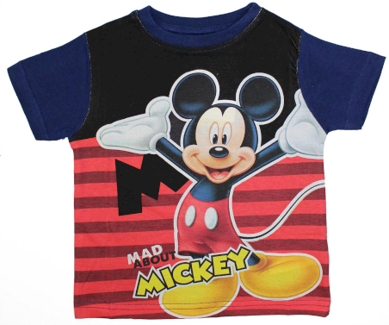 T-Shirt Topolino Blu - 5 Anni