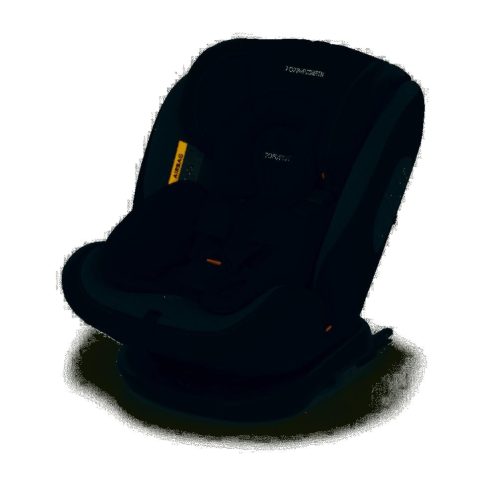 Seggiolino Auto ITURN DuoFix Carbon