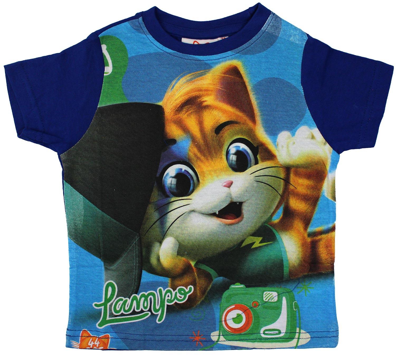 T-Shirt 44 Gatti Bambino - 6 Anni