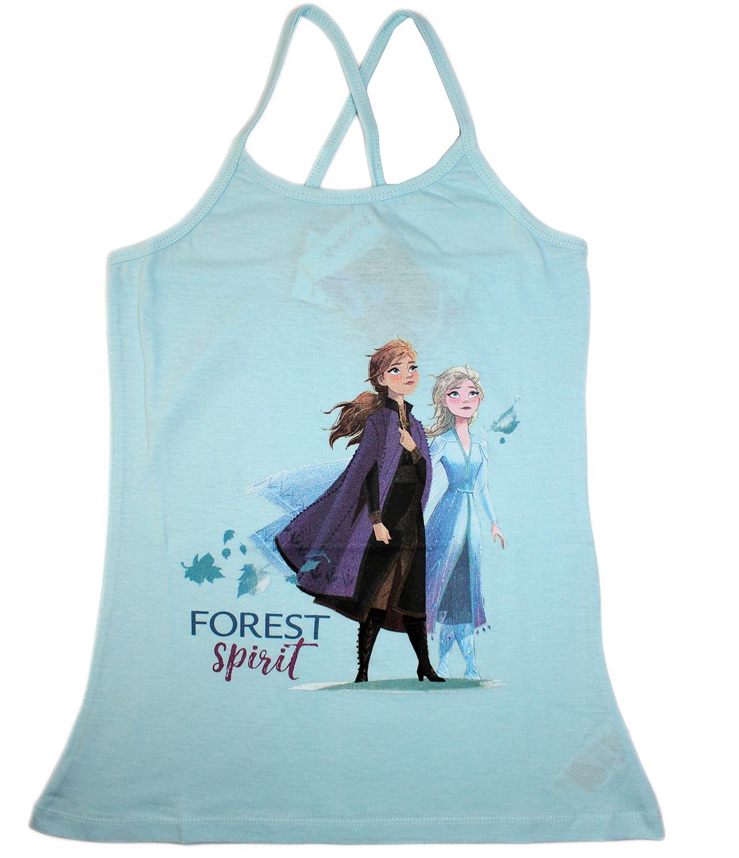 Vestitino Frozen - Azzurro 5/6 Anni