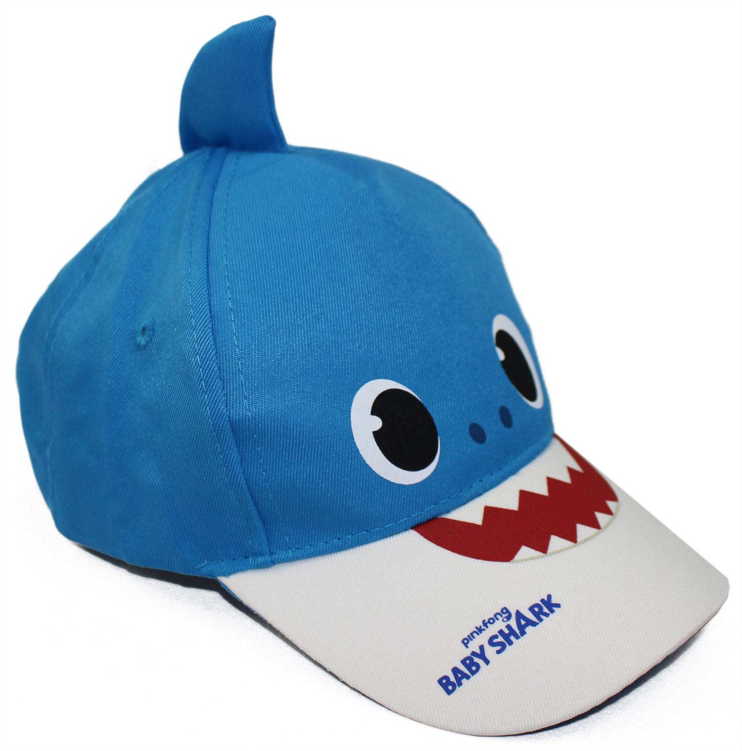 Cappellino con Visiera Baby Shark