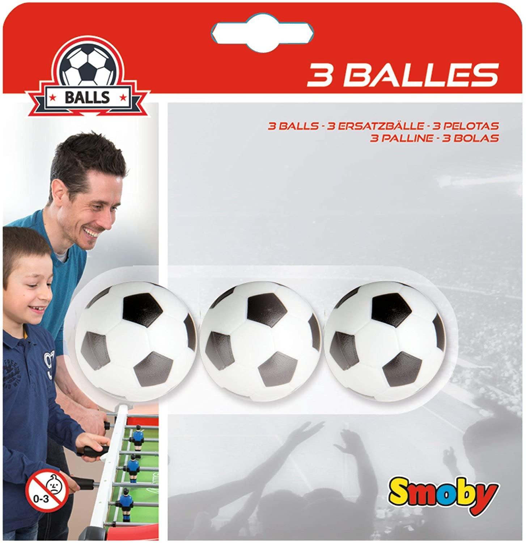 Set 3 Balles Smoby