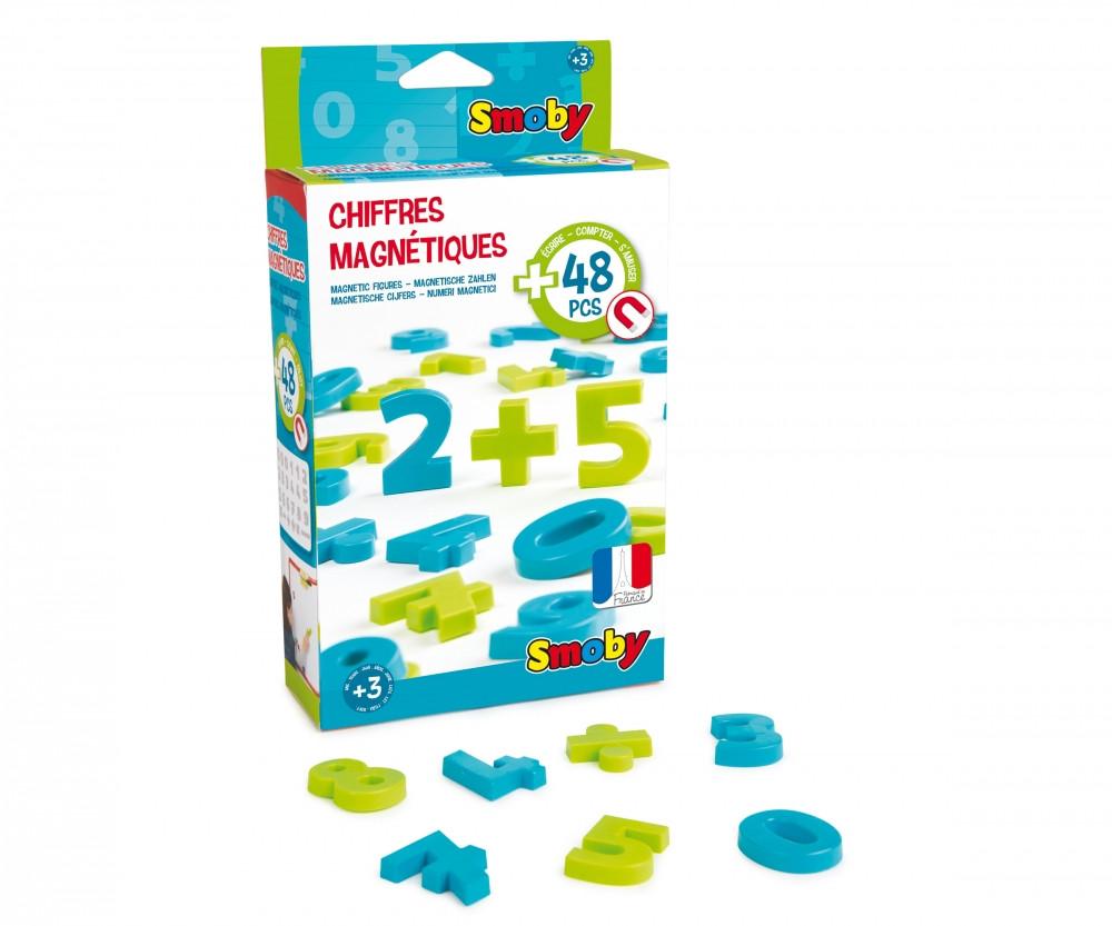 Activity 48 Numeri Magnetiche Smoby