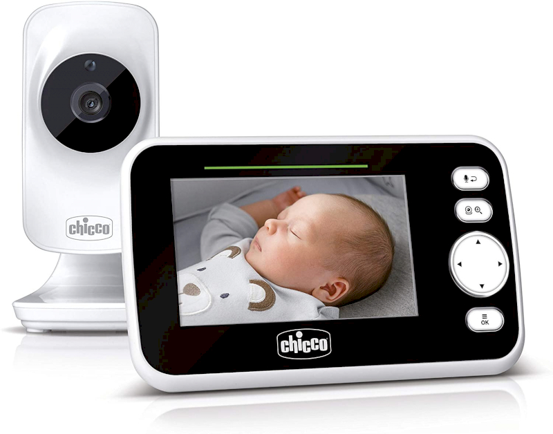 Baby Monitor Deluxe Chicco