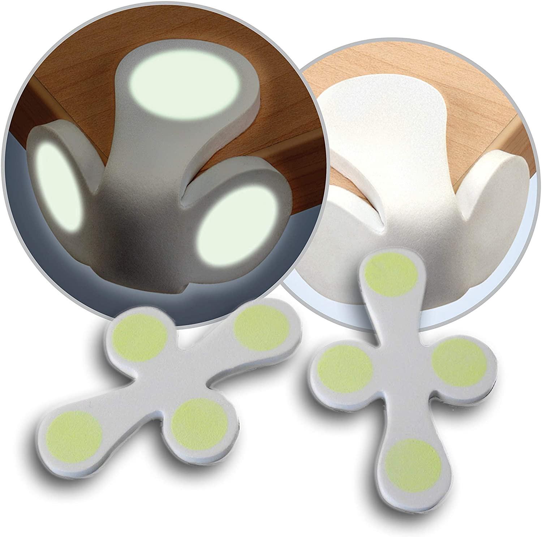 Protezione luminosa per spigoli