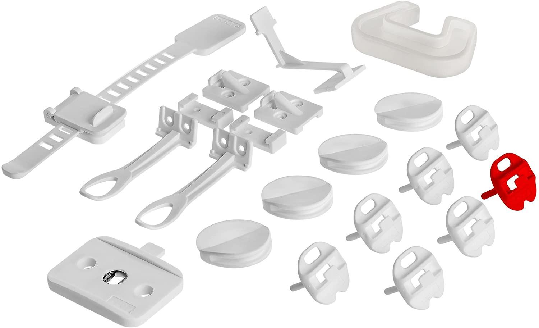 Set Seguridad en Casa - 15 piezas