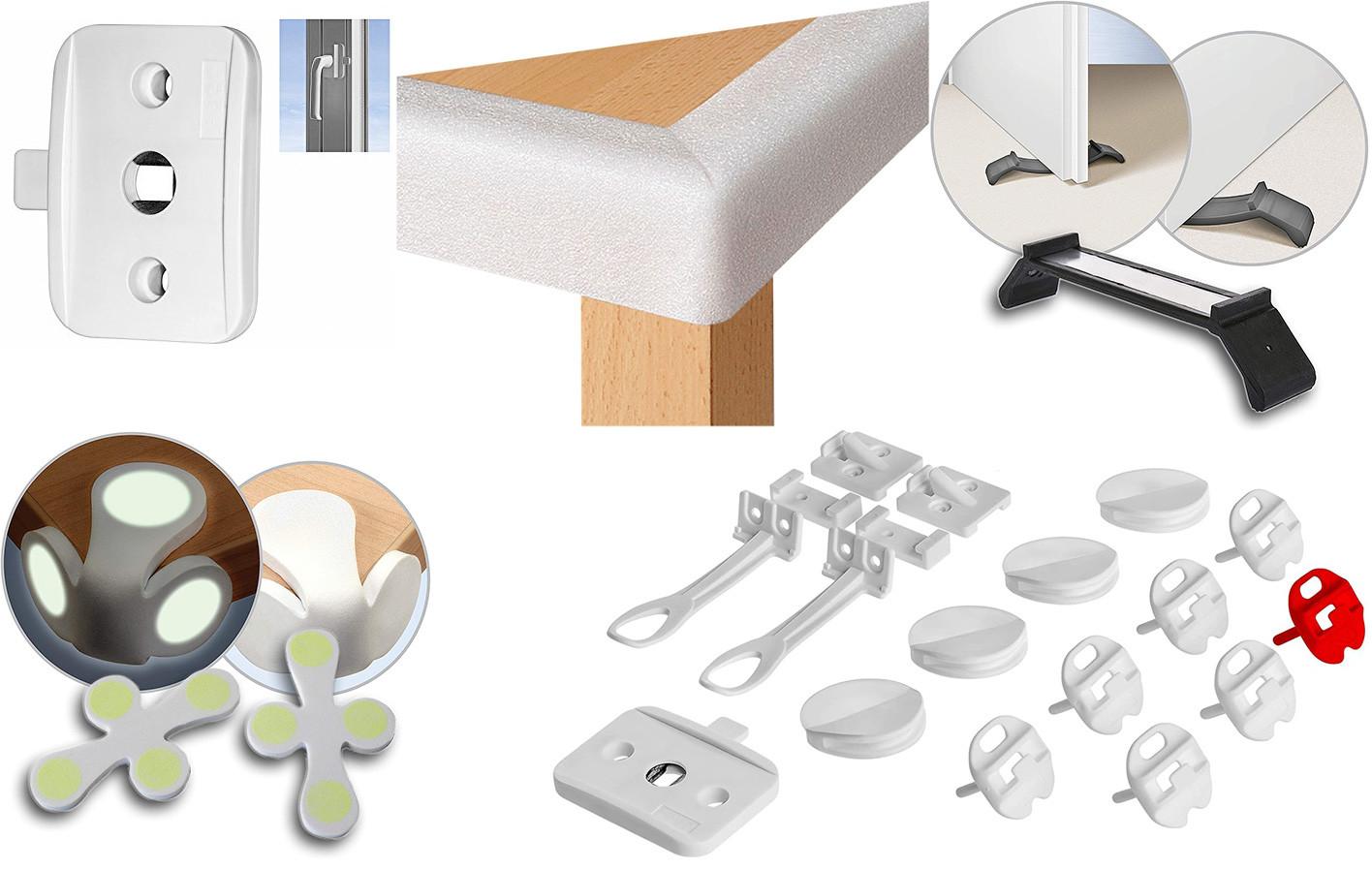 Set Seguridad en Casa - 16 piezas