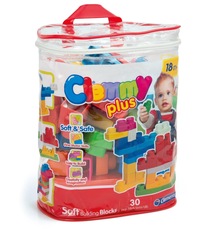Clemmy Plus Bolsa 30 bloques