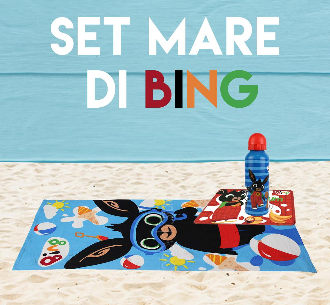 Set da Mare di Bing