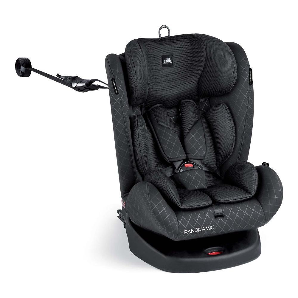 Cam Siège-Auto Panoramic Black