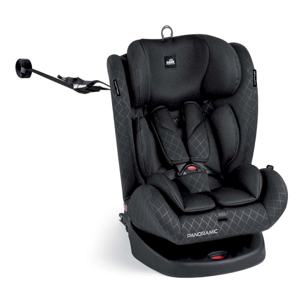 Seggiolino Auto Cam Panoramic Black