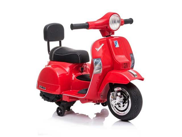Mini Vespa Piaggio PX 150 Rouge