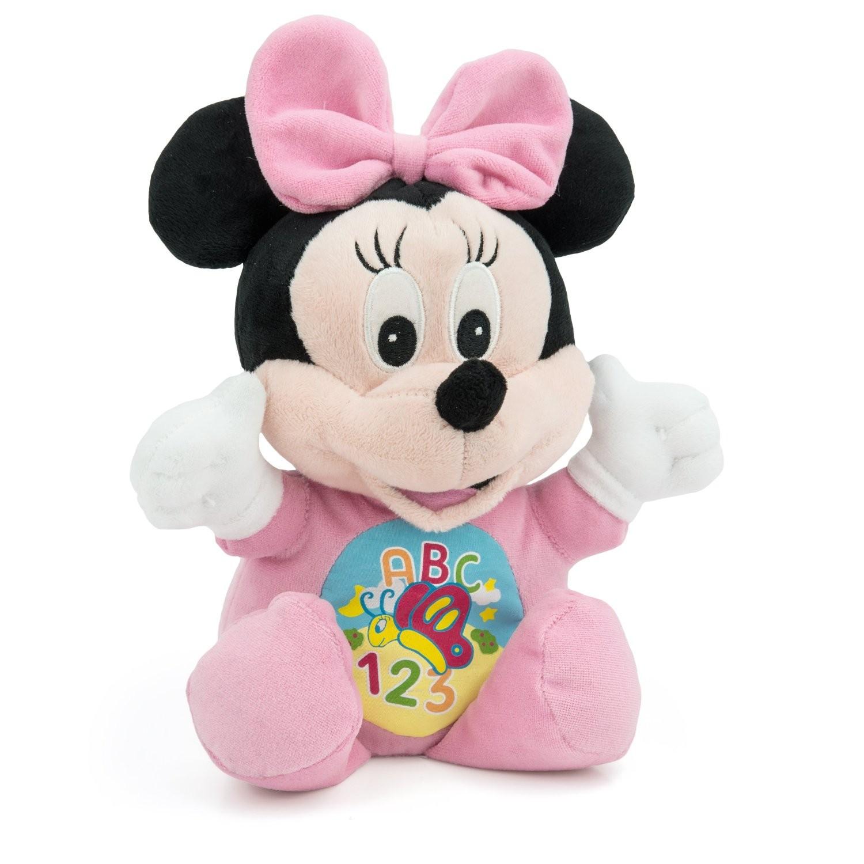 Baby Minnie Peluche Educativo Clementoni