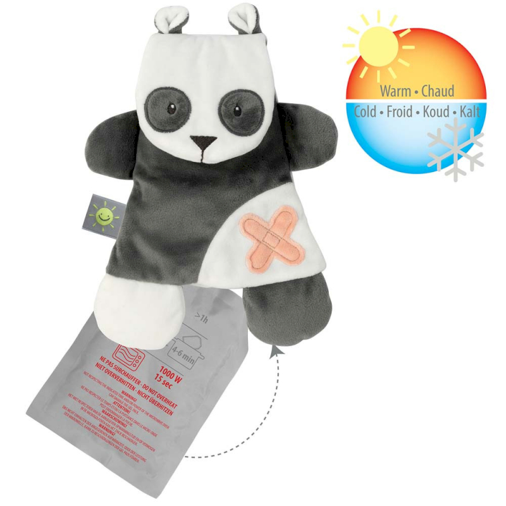 Buddiezz Doudou + Gelpack Panda
