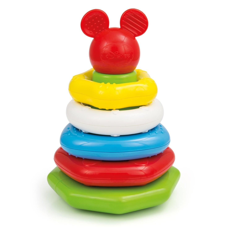 Clementoni Stapelringe Mickey Maus