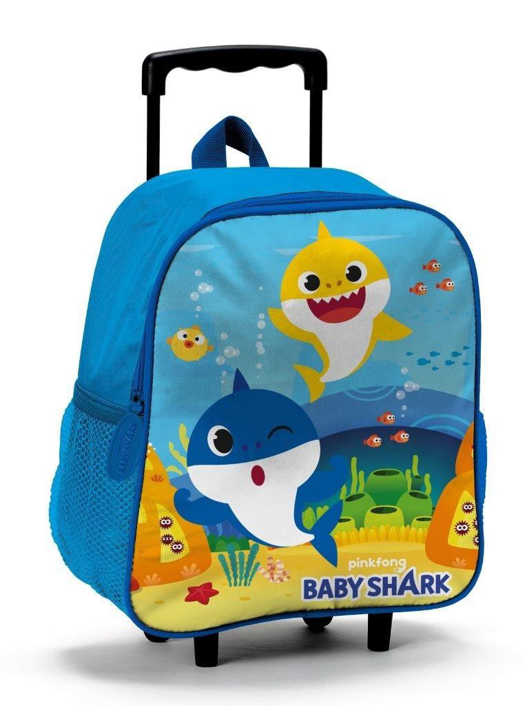 Maleta con Ruedas Baby Shark