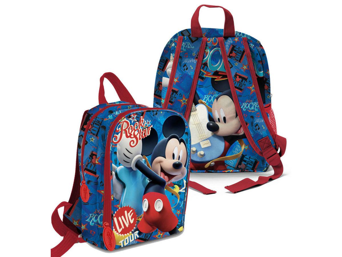 Mochila escolar Mickey