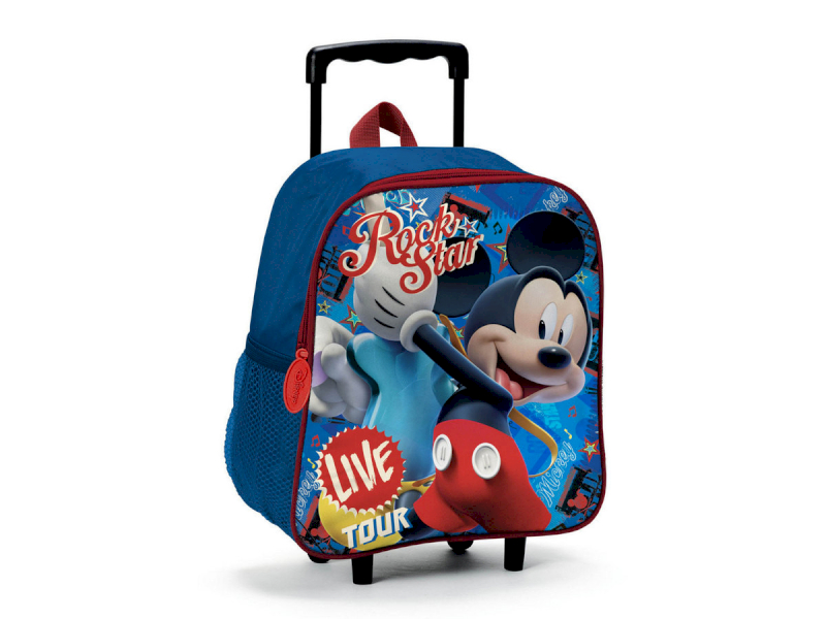 Trolley Asilo Mickey