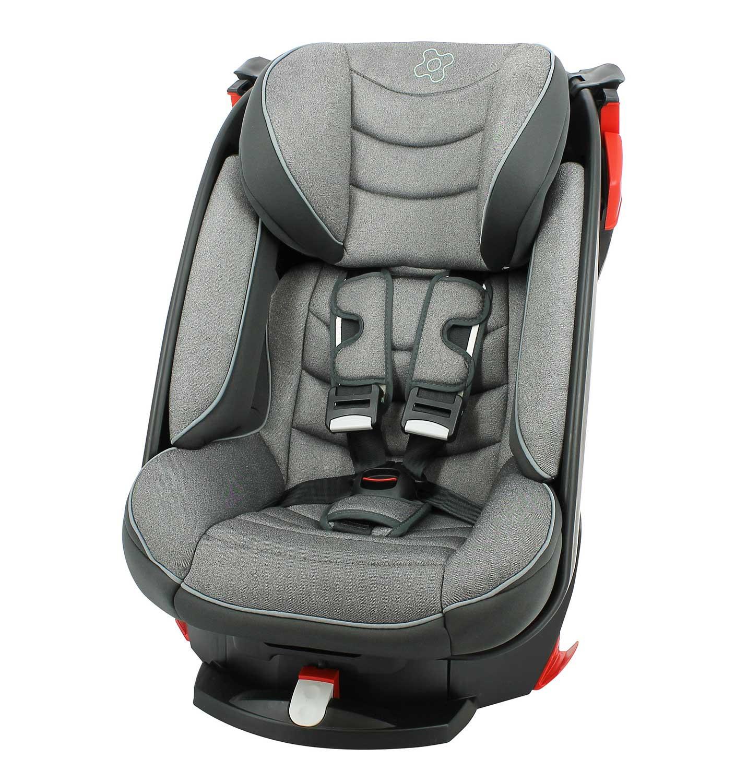 Migo Kindersitz Saturn Grey Platinum
