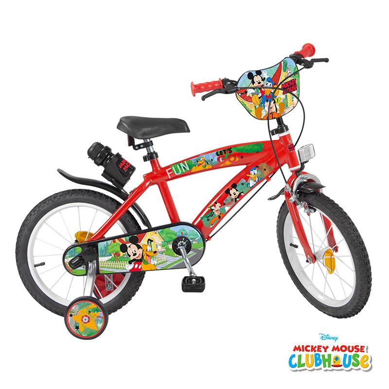 Bicicletta Topolino 16