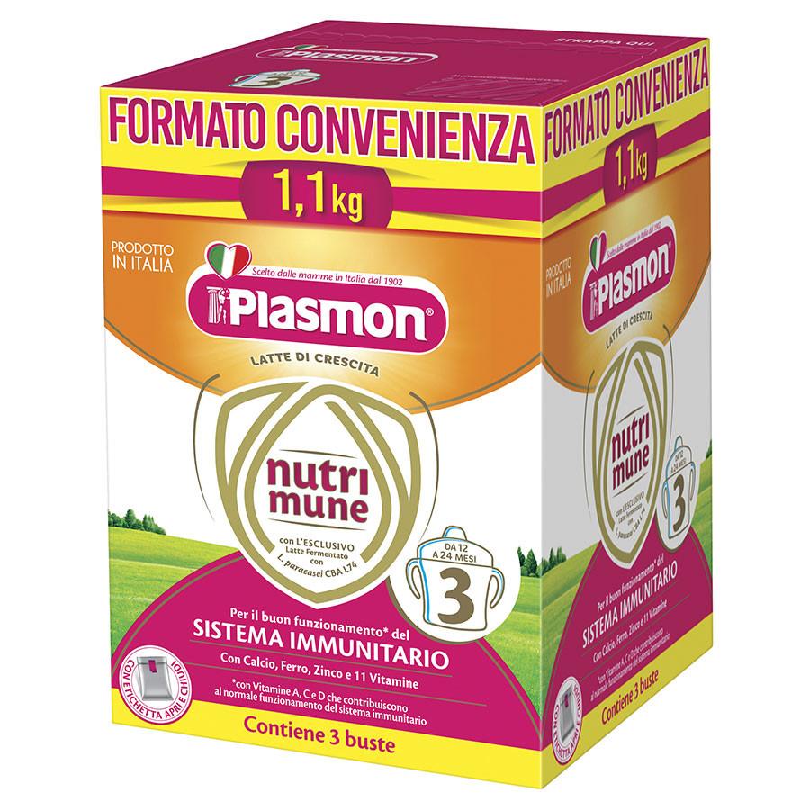 Latte Nutri-Mune 3 - Polvere - 1100 Grammi