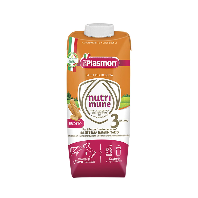 Latte Nutri-Mune 3 con Biscotto