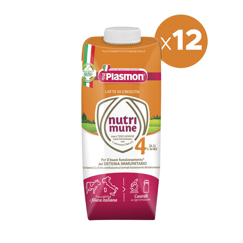 Latte Nutri-Mune 4 - x12