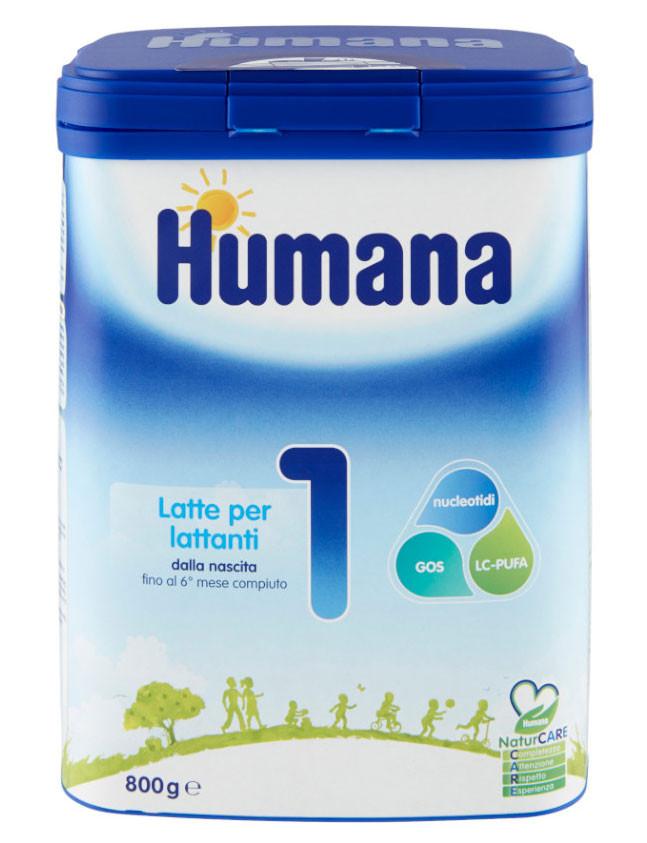 Latte Humana 1 in Polvere - 800 gr
